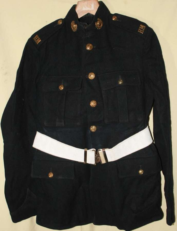WWII BRITISH UNIFORM ITEMS