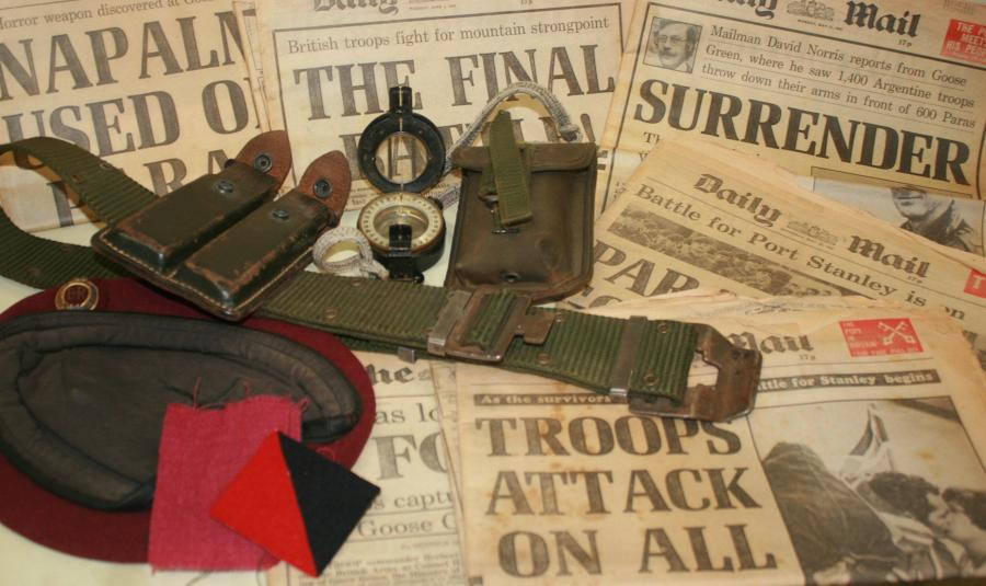 POST WAR ITEMS