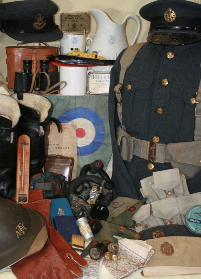 WWII RAF ITEMS