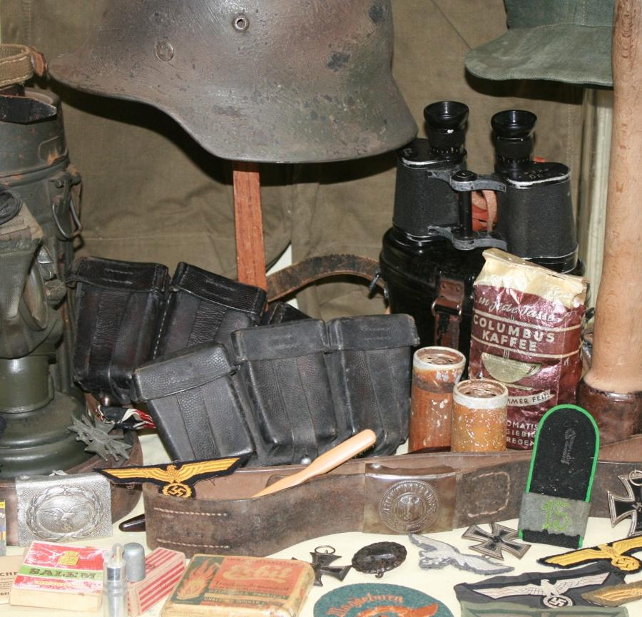 WWII GERMAN ITEMS ONLY