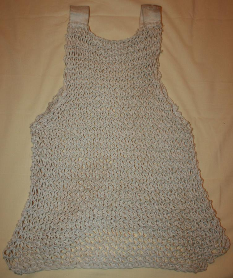A GOOD USED STRING VEST