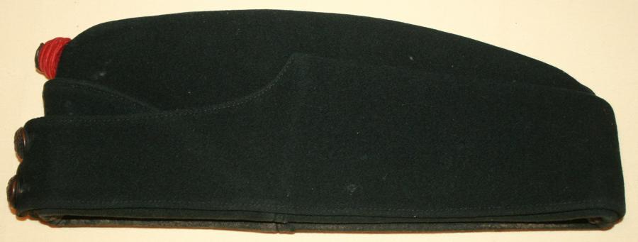 A OFFICERS LIGHT INFANTRY SIDE CAP