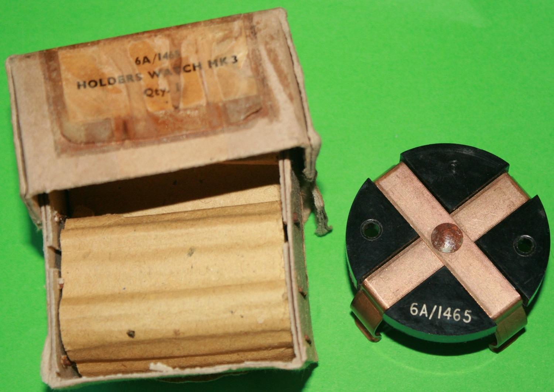 A RAF WATCH / STOP WATCH HOLDER 6A /1465