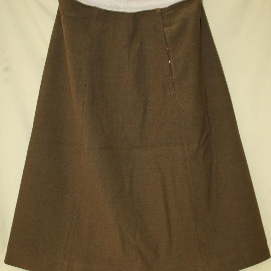 A WWII ATS OTHER RANKS SKIRT