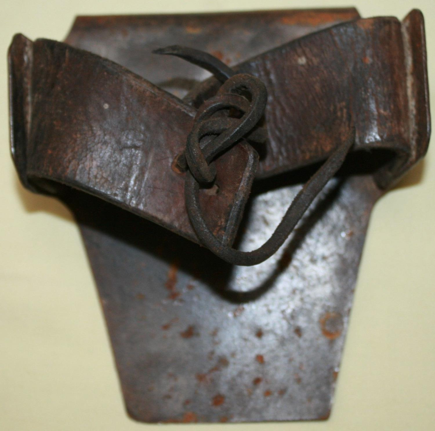 A WOMAN'S LAND ARMY FOOT PROTECTOR