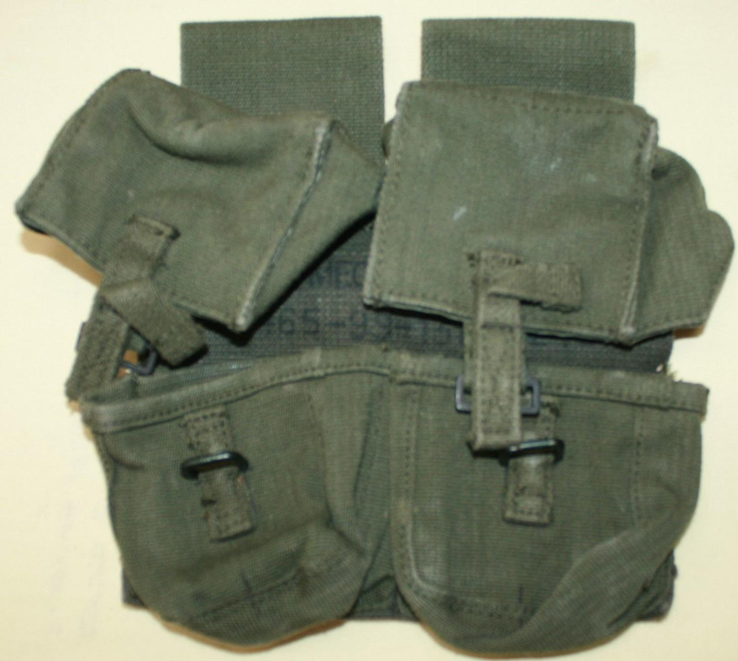 A PAIR OF THE ARMERLIGHT MAGAZINE AMMO POUCHES