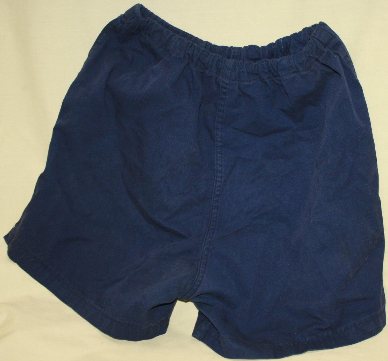 A PAIR OF PT SHORTS WITH ELASTICATED WAIST 34 WAIST