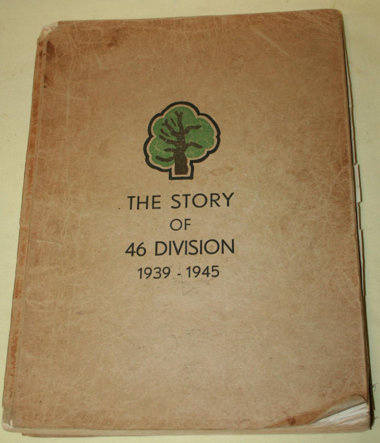 A HISTORY OF THE 46TH DIVISION