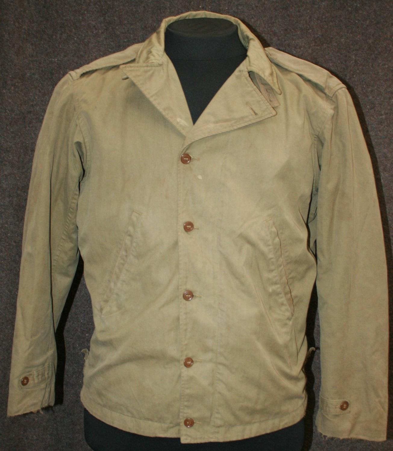 A WWII US ARMY M1941 JACKET