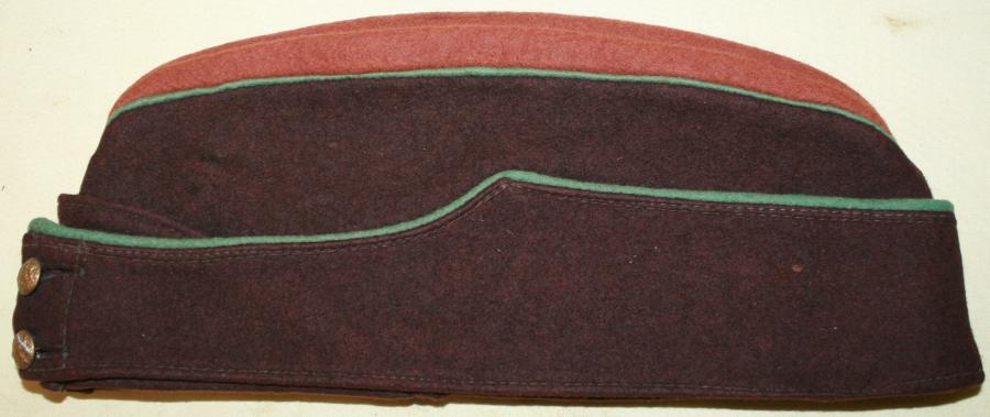 A WWII ATS SIDE CAP