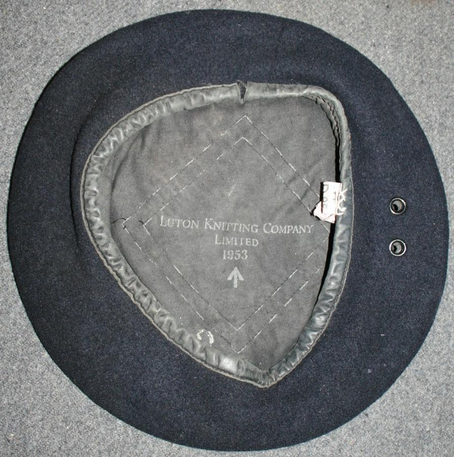 A 1954 DATED BERET