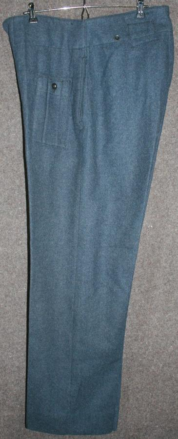 A PAIR OF WWII RAF SITES AIR CREW TROUSERS