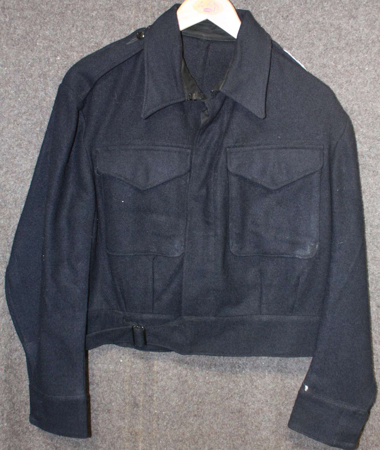 A WWII 1941 DATED CIVIL DEFENCE / ARP BD BLOUSE