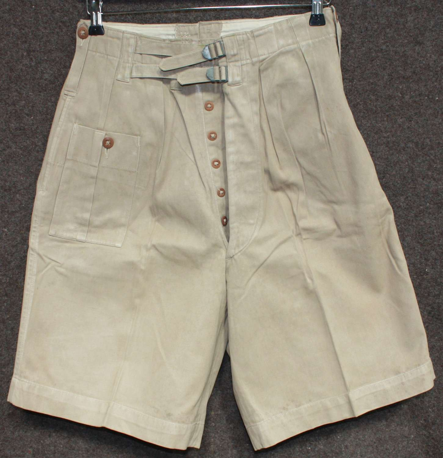 US WWII WAR AID 41 PATTERN SHORTS
