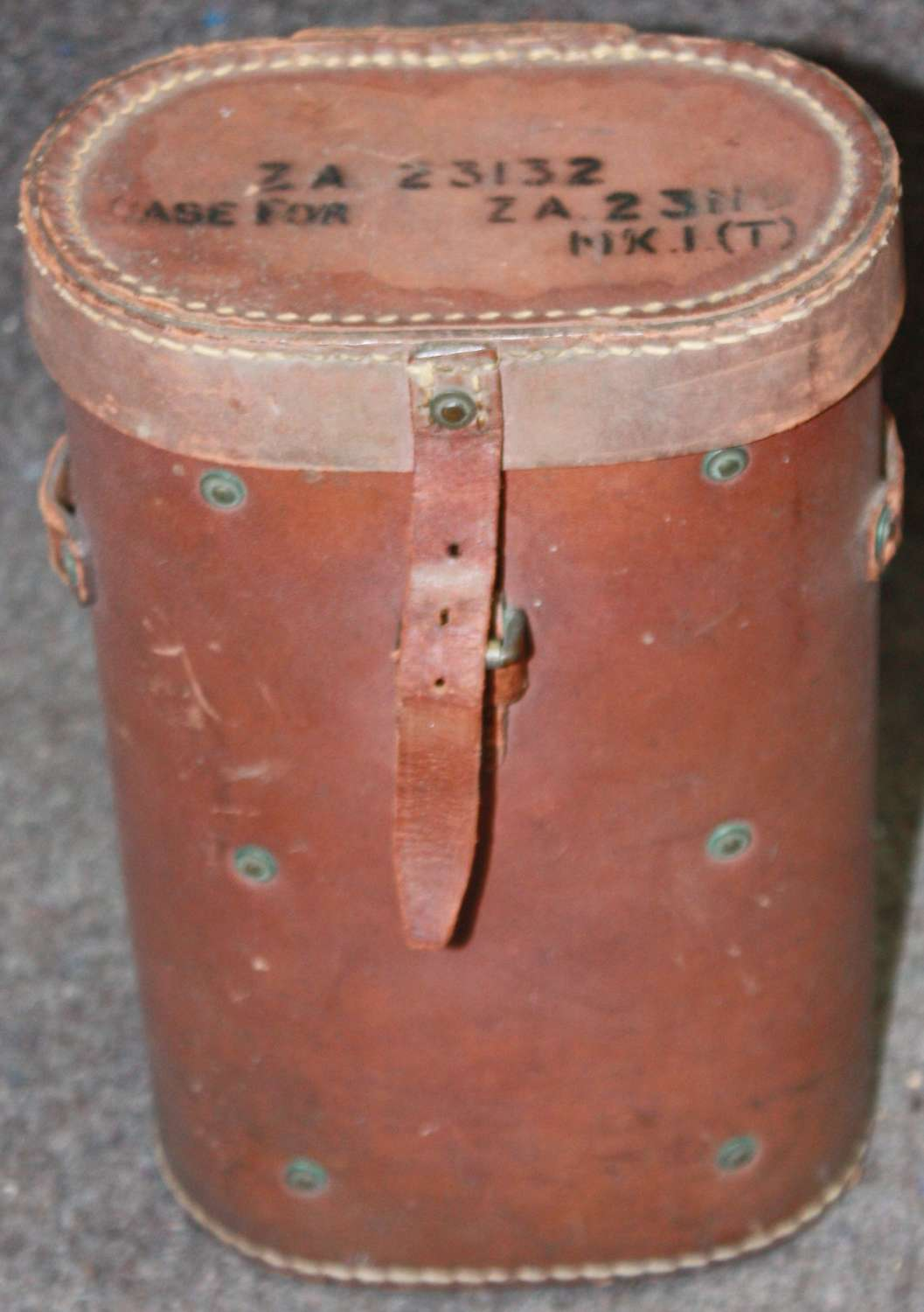 A WWII TADDY CASE