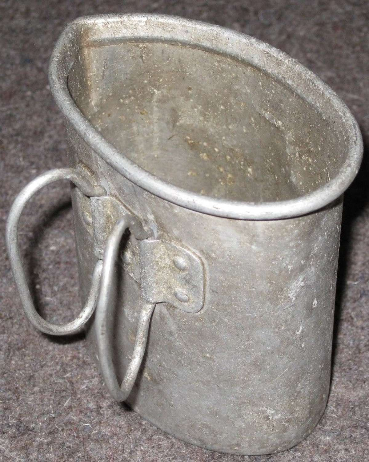 A 1941 DATED GERMAN CUP WITCH IS NAMED