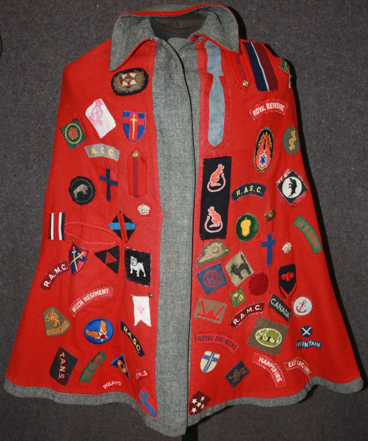 A SCARCE EXAMPLE OF THE TERRITORIAL ARMY NURSING SERVICE TIPPET