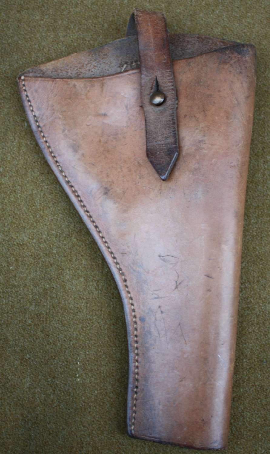 A 1903 PATTER OPEN TOP PISTOL HOLSTER NAMED EXAMPLE