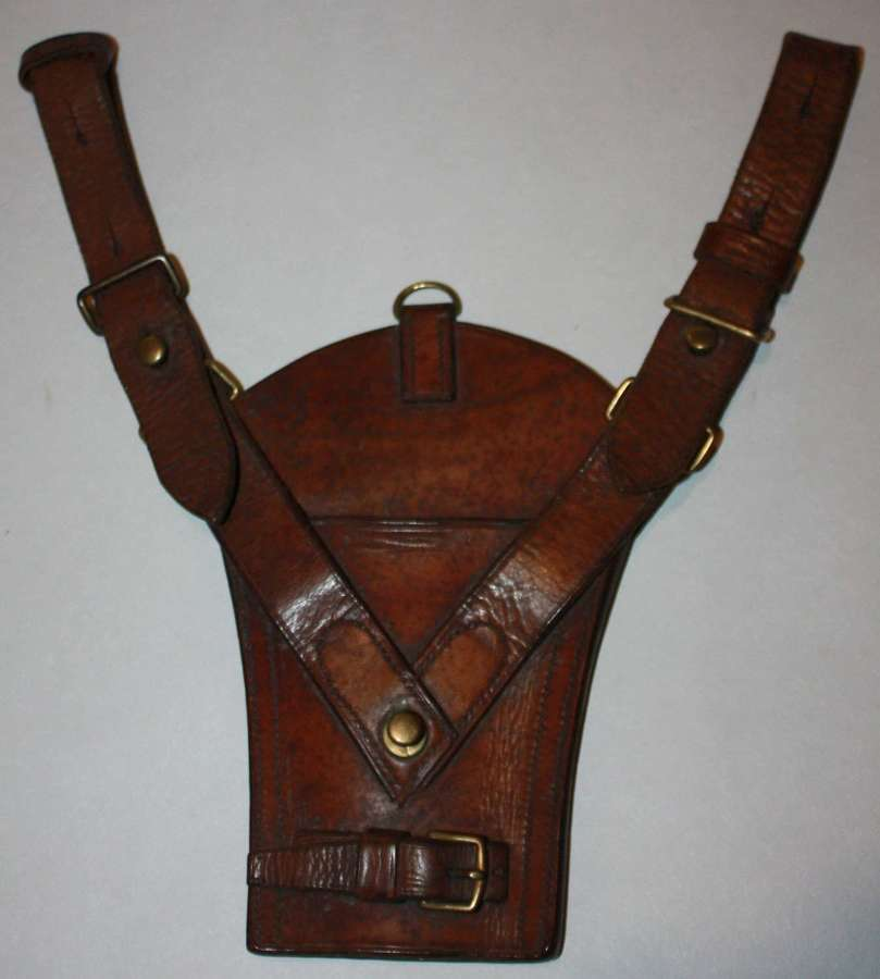 A GOOD PRE WWI BOER WAR PERIOD OFFICERS CAVALRY SWORD FROG
