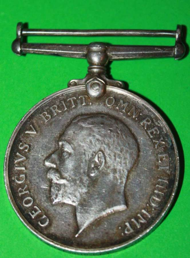 A WWI BWM TO 8922 PTE J E CULLEY ARMY CYCLIST CORPS AND BITS