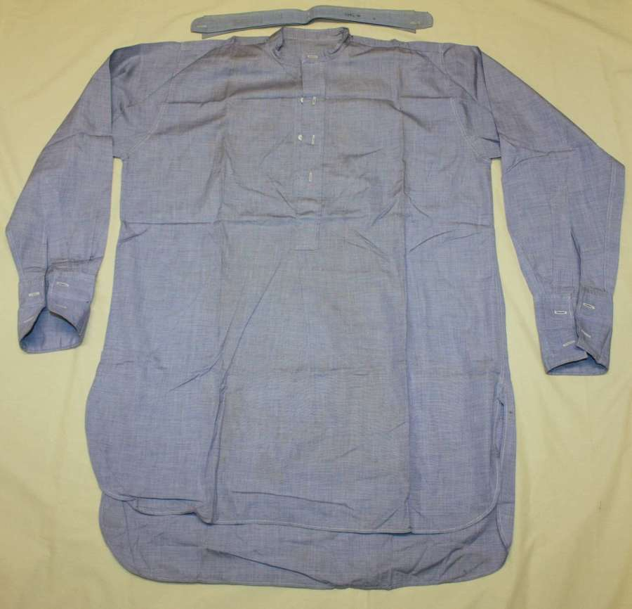 A VERY GOOD LARGE SIZE 1945 DATED RAF OTHER RANKS SHIRT